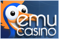 Emu iOS and Android casino