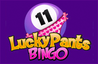 Lucky Pants mobile bingo