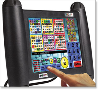 Electronic Bingo Machine