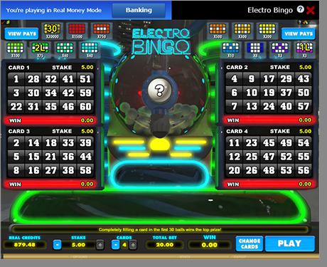 RNG 90-Ball Bingo