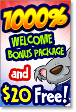 Bingo Australia 1000% Welcome Bonus