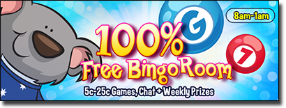 Play Online Bingo on Computer for Free