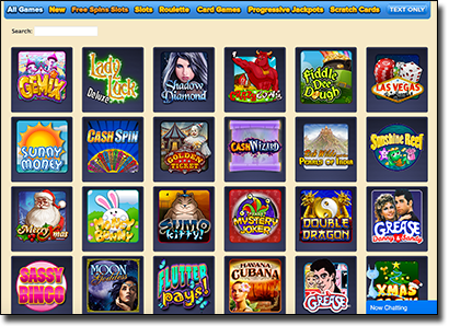 Kitty Bingo Online Casino Games