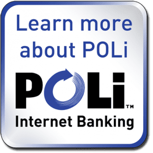 POLi Internet deposits for online bingo