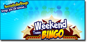 Weekend online AUD bingo games