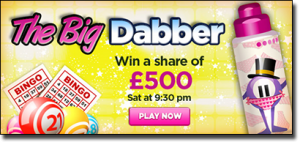 Win huge cash on weekends at Lucky Pants Bingo