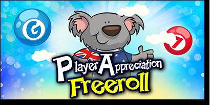Bingo Australia Freerolls